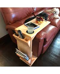 slash prices on couch table with remote control holder tablet