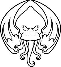 17 besten cthulhu bilder auf pinterest drawing logo entwerfen