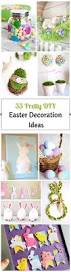 Easter Decorations Kmart by 33 Pretty Diy Easter Decoration Ideas So Chic Life