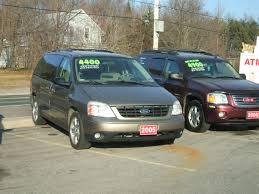 2005 Ford Windstar 2005 Ford Free Star Ses Van 2 Bob Currie Auto Sales