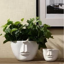 planters awesome modern planter pots modern planter pots