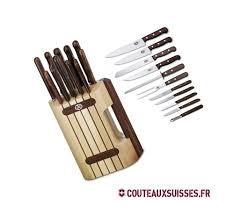 bloc de couteaux de cuisine les blocs de couteaux de cuisine victorinox