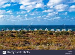 rental beach cottages truro cape cod ma massachusetts usa stock