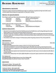 sample mechanic resume boat mechanic resume examples resume maker