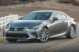 lexus lease return fee used 2016 lexus rc 300 coupe pricing for sale edmunds