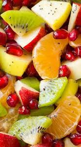 winter fruit salad with lemon poppy seed dressing recipe lemon