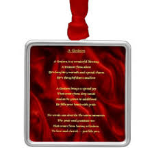 Goddaughter Christmas Ornaments Godson Gifts Godson Gift Ideas On Zazzle Ca