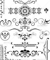 decorative border ornament by tatyanamh graphicriver