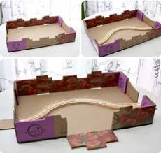 trains for train table diy wooden toy castles for trains thomas friends king of the