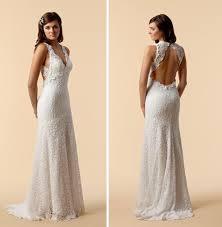 simple open back wedding dresses vintage lace wedding dress open back ipunya