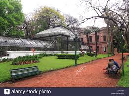 botanical garden greenhouse and park buenos aires argentina