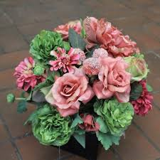 silk flower bouquets gift shop artifical flowers silk arrangements kremp