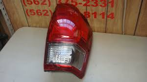 2016 toyota tacoma tail light used toyota tacoma tail lights for sale