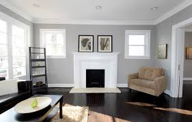 Fireplace Mantels With Bookcases Contemporary Living Room With Hardwood Floors By Djana Morris