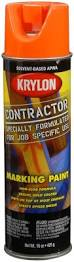 amazon com krylon k07306007 solvent based contractor marking