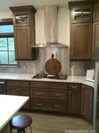 Kitchen Cabinets Stain Best 25 Walnut Kitchen Cabinets Ideas On Pinterest White