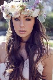 wedding flower hair 20 wedding hair ideas with flowers