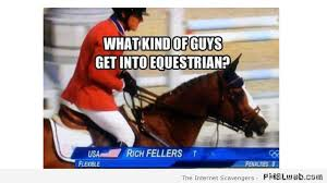Horse Riding Meme - 33 what kind of guys get into equestrian humor pmslweb