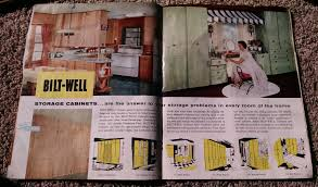 1950s design see 2 u0027mad men u0027 era home improvement brochures