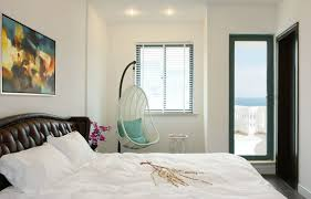 Hanging Seats For Bedrooms by Hanging Bedroom Chair Home Design Ideas