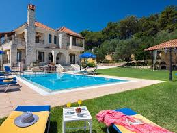 Vacation Home Rental With Private Pool House Of Dreams Panama Dream Villas In Chania Luxury Villas With Private Pool Sea View
