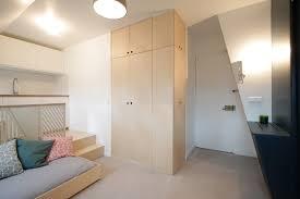 Attic Apartment Tiny Attic Apartment In Paris