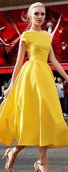 yellow dresses for weddings how yellow dress for bridesmaid is much attractive