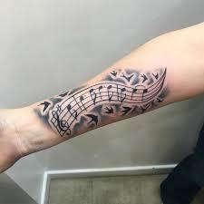 small music note tattoo on wrist 1000 geometric tattoos ideas
