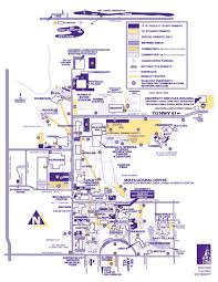 Illinois Map by Parking Map Administrative Services Western Illinois University