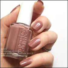 essie clothing optional u2013 wild collection 2017 nails