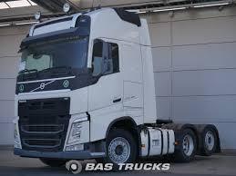 volvo truck head volvo fh 540 tractorhead euro norm 6 u20ac49300 bas trucks