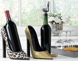 the 10 best high heeled shoe wine bottle holders