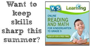k5 learning review the organized homeschooler