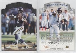 thanksgiving day football games college 1996 classic pro line iii dc 17 warren moon minnesota vikings