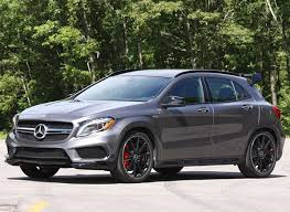 mercedes gla compact suv mercedes gla joins the small suv fray consumer reports