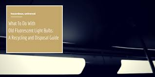 what is fluorescent light how should you recycle your old fluorescent light bulbs