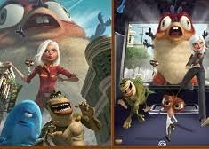 monsters aliens zombie brains monster aliens games