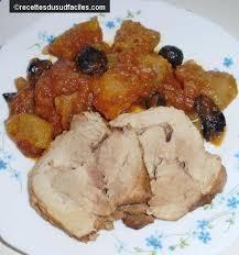 cuisine andalouse rôti de porc à l andalouse bienvenue sur recettes du sud faciles