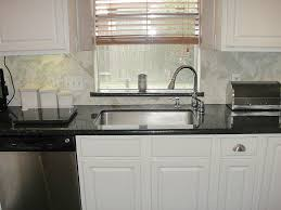 kitchen backsplash for kitchen sink along with cabinet model