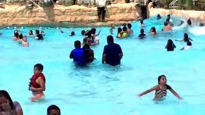 6 Flags Ticket Prices Six Flags Fiesta Water Park In San Antonio Tx May 24 2015 Youtube