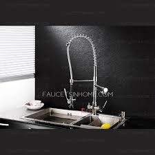 Stainless Steel Pull Out Kitchen Faucet Designer Rotatable Pullout Kitchen Faucet Chrome Stainless Steel