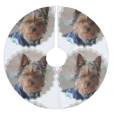 terrier tree skirts zazzle