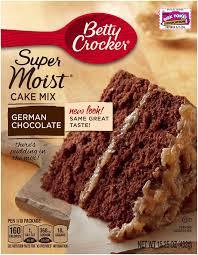 betty crocker super moist cake mix vanilla 15 25 oz box 15 25 oz