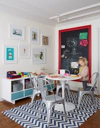 dining room brooklyn new york brooklyn brownstone kids transitional with toy storage