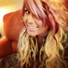how chelsea houska dyed her hair so red houska dyed her hair back to love it or leave it photo