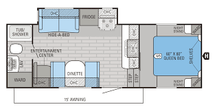Thor Fifth Wheel Floor Plans by Alpenlite 5th Wheel Floor Plans U2013 Gurus Floor