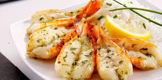 cuisine crevette queue de crevette facile et pas cher recette sur cuisine actuelle