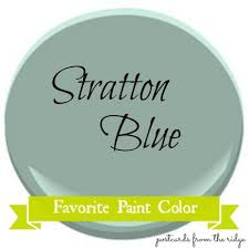 favorite paint color benjamin moore stratton blue favorite