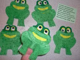 patties classroom 5 little speckled frogs