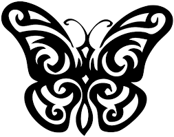 download butterfly tattoo designs png hd hq png image freepngimg